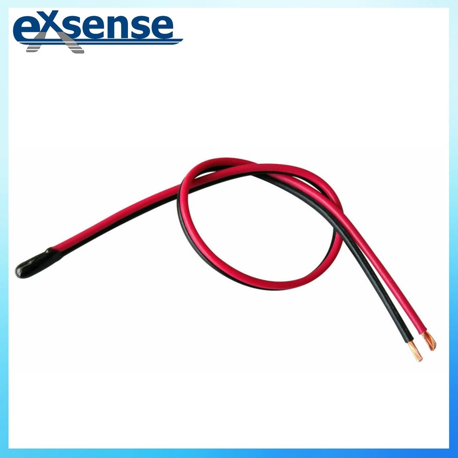 Epoxy NTC thermistor temperature sensor for new energy car